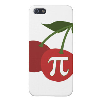 Cherry Pi Day iPhone 5 Case