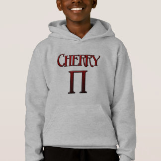 Cherry Pi Hoodie
