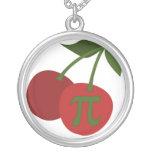 Cherry Pi Pendants
