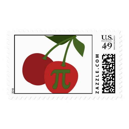 Cherry Pi Stamps