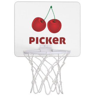 Cherry Picker Mini Basketball Hoop