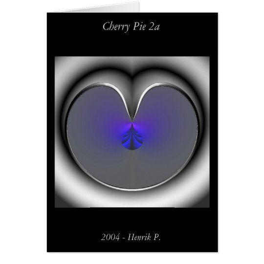 Cherry Pie 2a Card