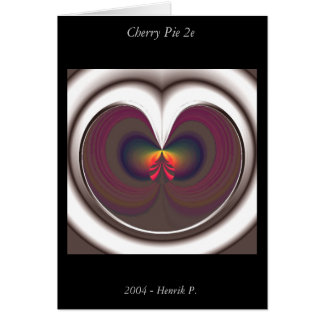 Cherry Pie 2e Card