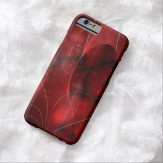 Cherry Pie Abstract Barely There iPhone 6 Case