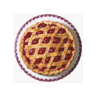 Cherry Pie Canvas Print