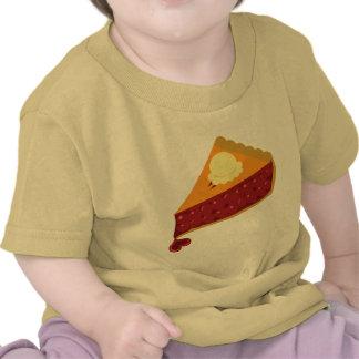 Cherry Pie Heart Tee Shirts