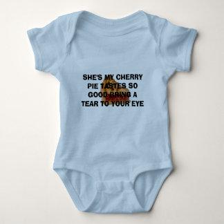 cherry pie infant creeper