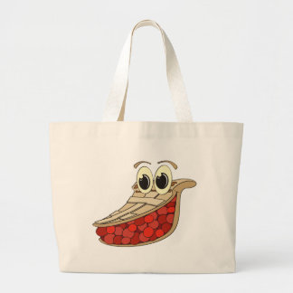 Cherry Pie Large Tote Bag