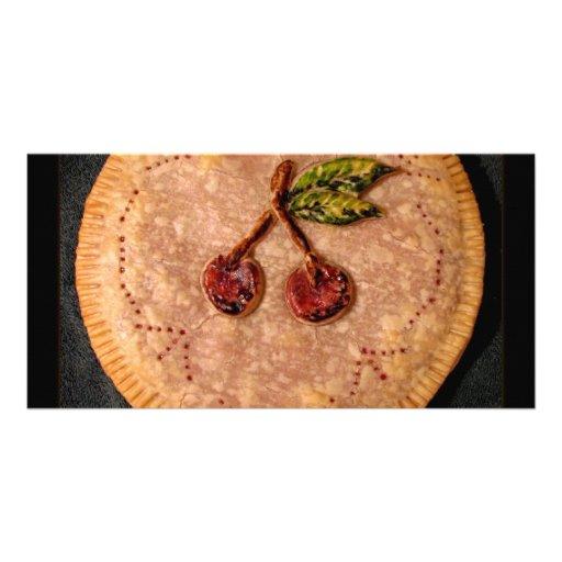 Cherry Pie Photo Cards