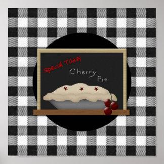 Cherry Pie Print