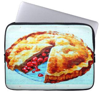 cherry pie sleeve computer sleeves