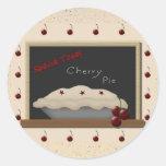 Cherry Pie Sticker