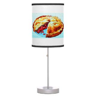 cherry pie table lamp