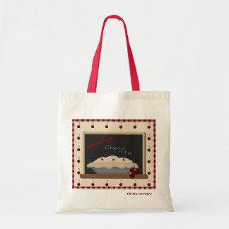 Cherry Pie Tote Bag