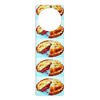 cherry pies door hanger