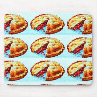 cherry pies mousepad
