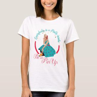 Cherry Pin Up T-Shirt