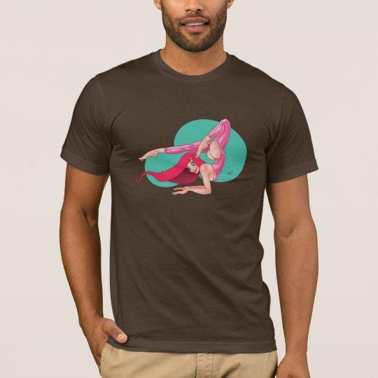Cherry Pinup Flex T-shirt