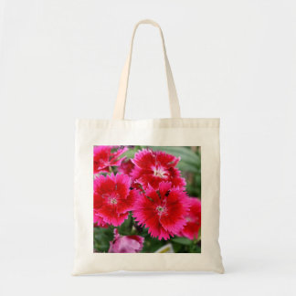 Cherry Red Dianthus Bag