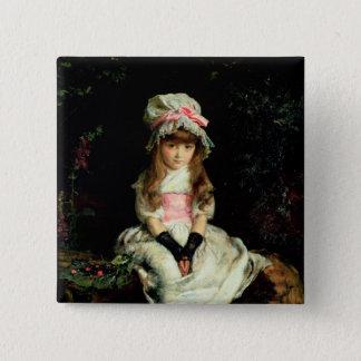 Cherry Ripe, 1879 Button