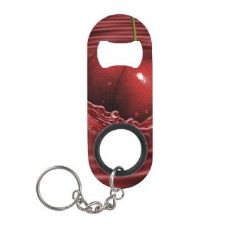 Cherry Ripples Mini Bottle Opener