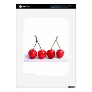 Cherry iPad 3 Skin