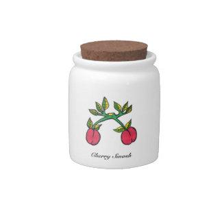 Cherry Smash ... Candy Jars