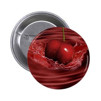 Cherry Splash Fruit Destiny Gifts Buttons