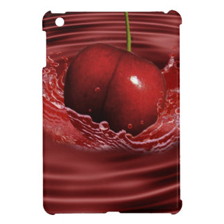Cherry Splash Fruit Destiny Gifts Cover For The iPad Mini
