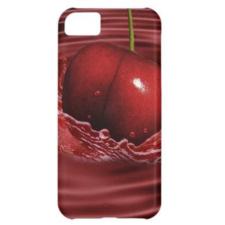 Cherry Splash Fruit Destiny Gifts iPhone 5C Cases