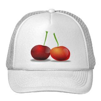 Cherry Splash Fruit Destiny Gifts Trucker Hat