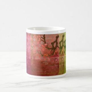 cherry sundae coffee mug