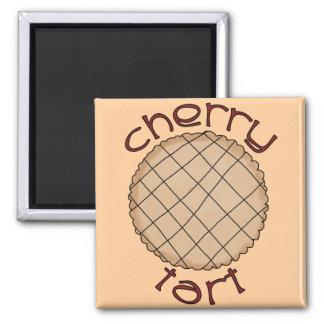 Cherry Tart Magnet