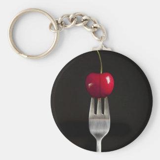 Cherry Temptation Keychain
