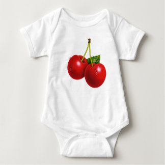 Cherry Time Baby Infant Creeper