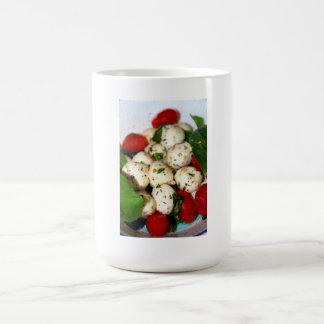 Cherry Tomato and Mozzarella Salad Coffee Mug