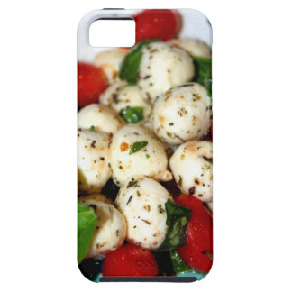 Cherry Tomato and Mozzarella Salad iPhone SE/5/5s Case