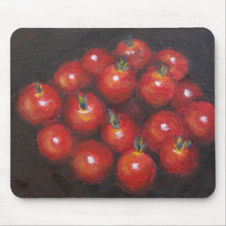 cherry tomatoes 1 mouse pad