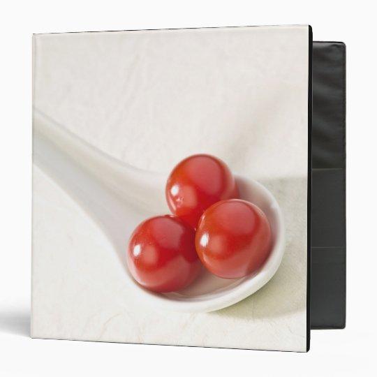 Cherry tomatoes 3 3 ring binder