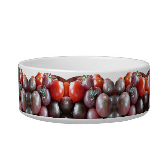 Cherry Tomatoes Picture Gardeners Pet Bowl