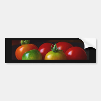 cherry-tomatos bumper sticker