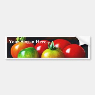 Cherry Tomatos Bumper Sticker