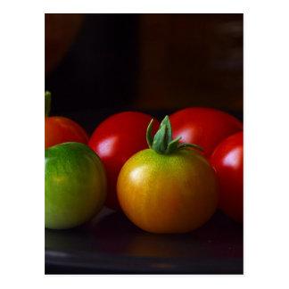 cherry-tomatos post cards