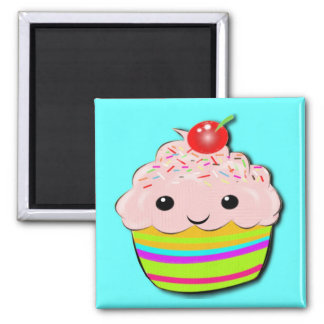 Cherry Top Refrigerator Magnets