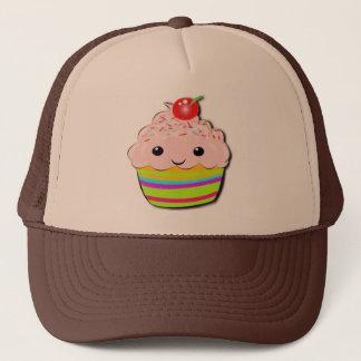 Cherry Top Trucker Hat