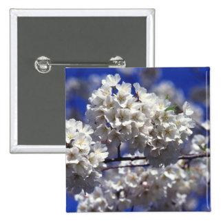 Cherry Tree Blossoms Pins