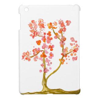 Cherry tree case for the iPad mini