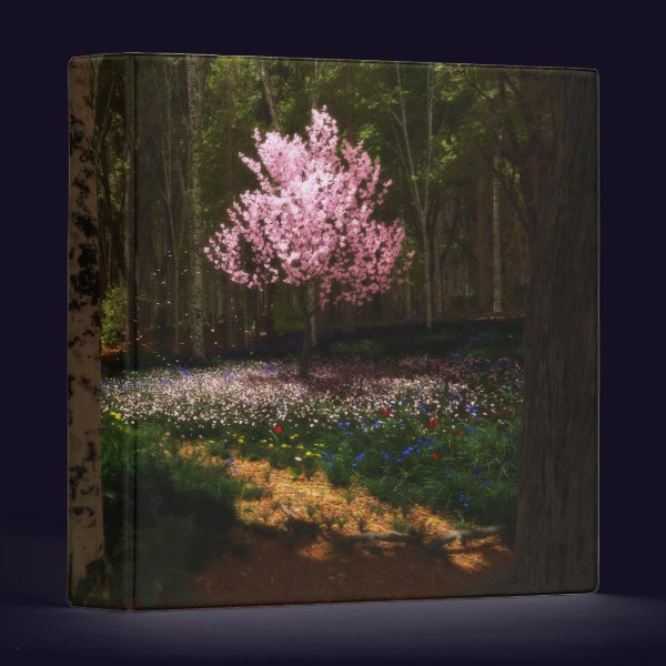 Cherry Tree Concerto Binder