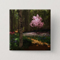 Cherry Tree Concerto Button