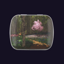 Cherry Tree Concerto Candy Tin